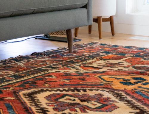 Comment nettoyer un tapis en profondeur en 2020 ?